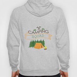 Camping squad Hoody