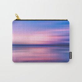 Abstract Sunset III Carry-All Pouch