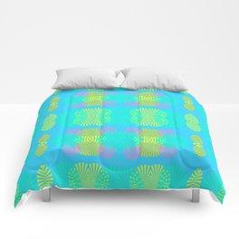 Destellos de luz Comforters