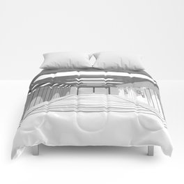 Space ship Comforters