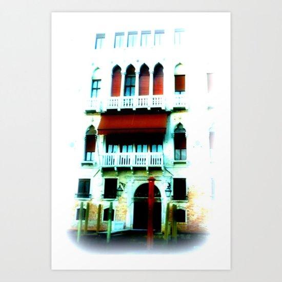 dream of Venice Art Print