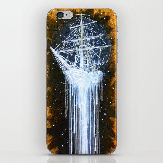 """""""Man-O-War II"""" iPhone & iPod Skin"""