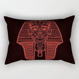 The Red King  Rectangular Pillow