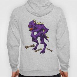 Chupacabra Goatsucker Animal Monster Cryptide Gift Hoody