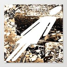 deadstep Canvas Print