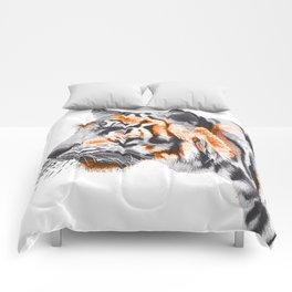 Tiger 2 Comforters