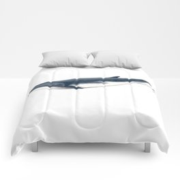 Bryde´s baby whale (Balaenoptera brydei) Comforters