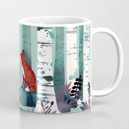 The Birches Coffee Mug