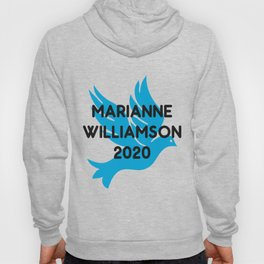 Marianne Williamson For President 2020 Hoody