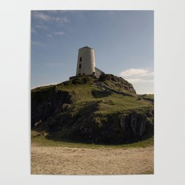 Twr Mawr Lighthouse Poster