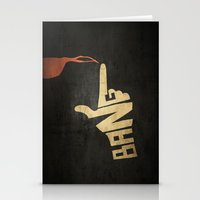 cowboy bebop Stationery Cards featuring See You Space Cowboy... by 5eth