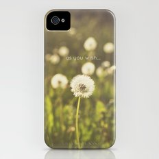 As you wish... Slim Case iPhone (4, 4s)