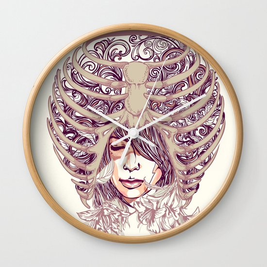 Your Bone Wall Clock
