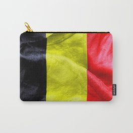 Belgium Flag Carry-All Pouch