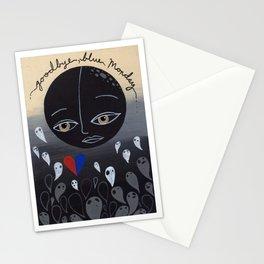 Goodbye, Blue Monday Stationery Cards