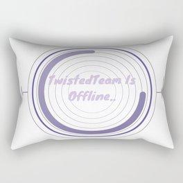 Currently Offline Rectangular Pillow