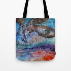 Beware of Dragon Tote Bag