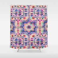 Cleo {A} Shower Curtain