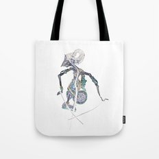 SHADOW PUPPET Tote Bag