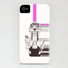 Smiling Machine Slim Case iPhone (4, 4s)