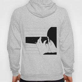 Spying on the stars Hoody