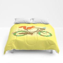 Natural Cycles Comforters