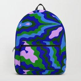¡ fiesta ! blue & green Backpack