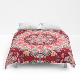 Elegant Paisley Comforters