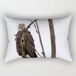 Kearney Eagle Rectangular Pillow