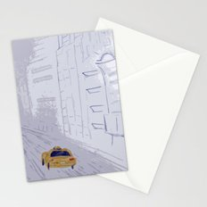 Taxi City Stationery Cards