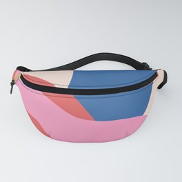Big Shapes / Chewing Gum Fanny Pack