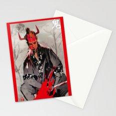 KARMA KILLER Stationery Cards