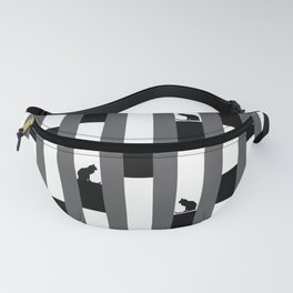AMAZING KITTY Fanny Pack