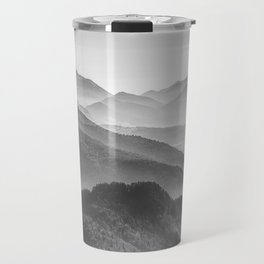 Balloon ride over the alps 3 Travel Mug