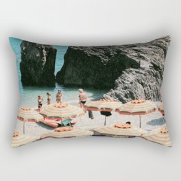 Monterosso Al Mare - Italy Rectangular Pillow