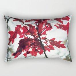 Fall leaves #09 Rectangular Pillow