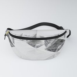 News Cubes 3 Fanny Pack