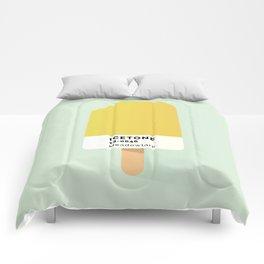 IceTone Meadowlark Comforters