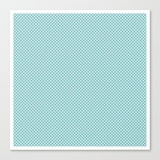 U1: just dots Canvas Print