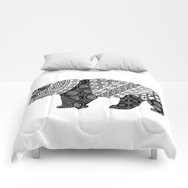 Ethnical patterns Comforters