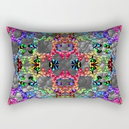 Fantasy's victory over darkness Rectangular Pillow