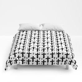 Christian Cross 6 Comforters