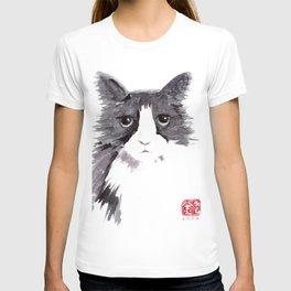Waluigi the Cat T-shirt
