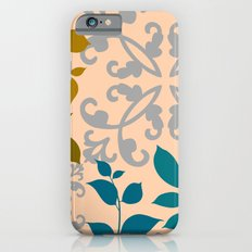 Leaves And Scrolls Slim Case iPhone 6s