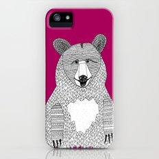This bear Slim Case iPhone (5, 5s)