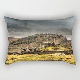 Return to Eilean Donan Castle, Scotland Rectangular Pillow