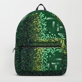 Deep in the forest Backpack