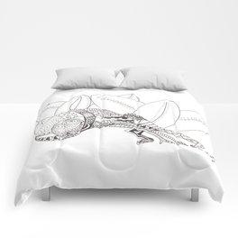Pasiòn in Amazzonia Comforters