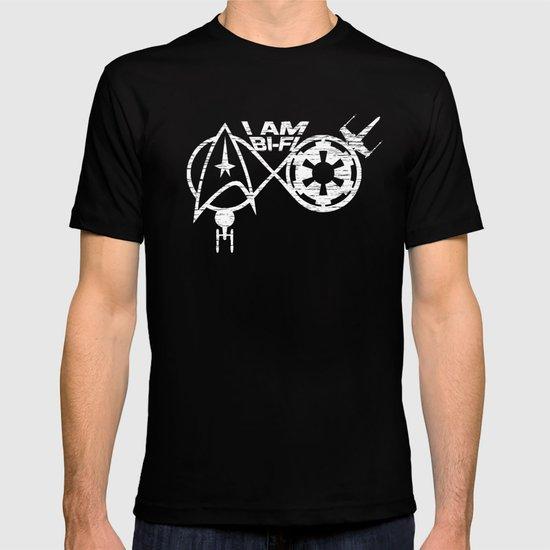 I'M 100% BI-FI T-shirt
