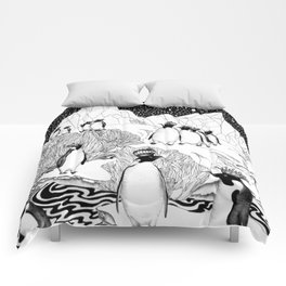 Too Many Kings Comforters